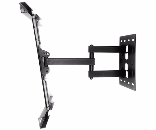 soporte tv base escualizable lcd led 23-55 pulgadas