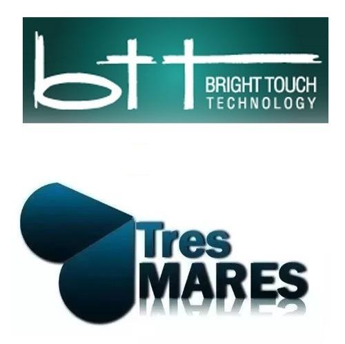 soporte tv btt et4060 led lcd 23 a 55 + inclinacion