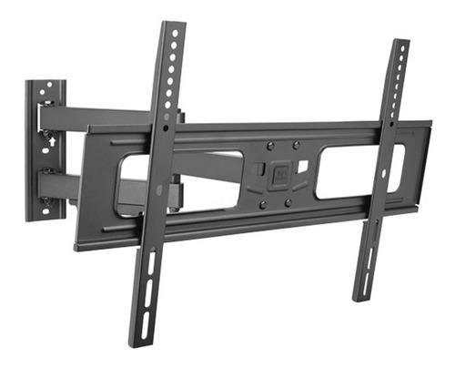 soporte tv lcd led 180° 32 a 84 pulgadas doble brazo movil ultimo modelo