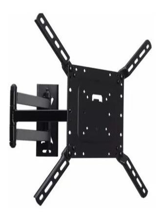 soporte tv lcd led con brazo muro 46 pulgadas