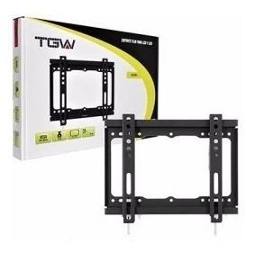 soporte tv led 17 a 42 pulgadas fijo hstv81 tgw