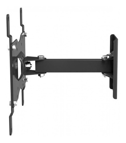 soporte tv led lcd hasta 32'' brazo 20cm móvil horizontal basculante vertical 25º peso 20kg 10 18 20 22 24 pulgadas vesa