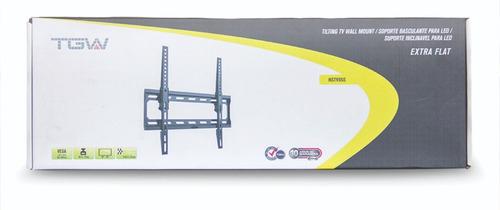 soporte tv led/lcd basculante de 26  a 55  85s