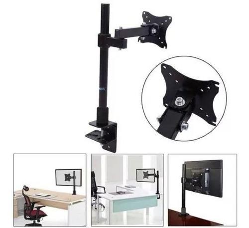 soporte tv monitor escritorio articulado 12 a 27 / 225009