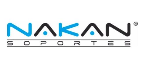 soporte tv nakan mod 375 extens. 26` a 60` 37cm - aj hogar
