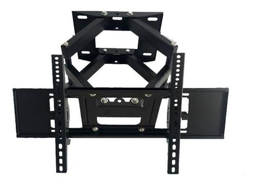 soporte tv pared  lcd led  doble brazo 32  65 pulgadas 50 kg