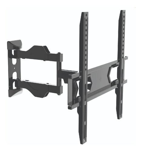 soporte tv tagwood led doble brazo de 32 a 65  apto tv curva