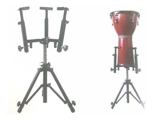 soporte universal con pie djembe / conga cuota