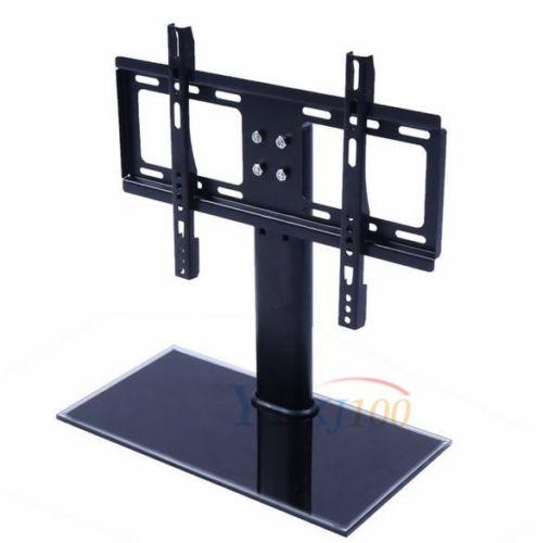 Soporte universal de tv mesa pedestal base pared para cd - Soporte para mesa ...