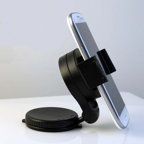 soporte universal holder celular gps iphone galaxy psp auto