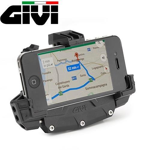 3ff330cae8a Soporte Universal Moto Smart Clip Para Celular Chico Givi ...