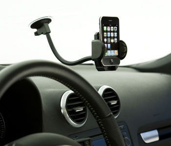 soporte universal para celulares, iphone, ipod, gps, etc.