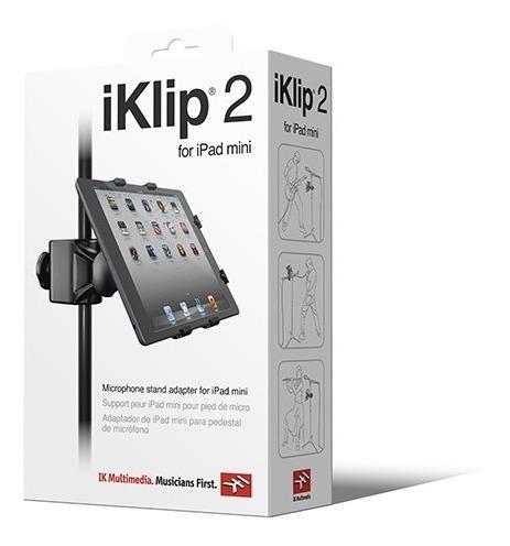 soporte universal para ipad mini ik multimedia iklip-2 - oddity