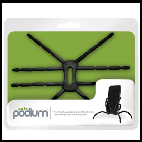 soporte universal spider podium apple iphone 5 iphone 6 plus