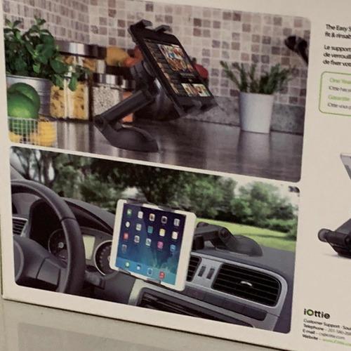 soporte universal tablets para auto y escritorio