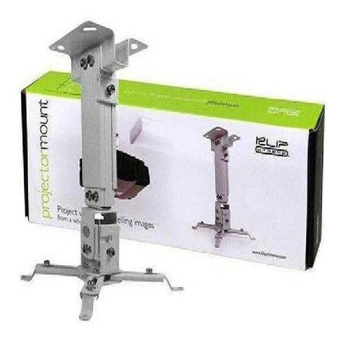 soporte universal techo p/a proyector klipxtreme kpm-580