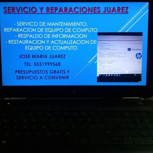 soporte y mantenimiento