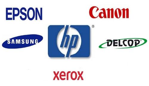 soporte y servicio tecnico en impresoras en general
