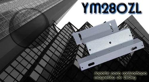 soporte zl para electroiman yli 280 ( kit zl soporte )