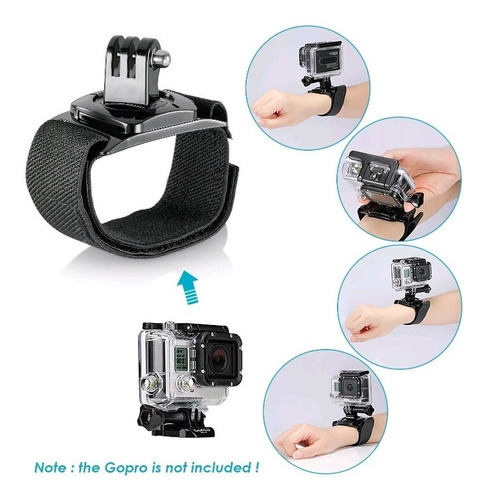 soportes accesorios cámaras