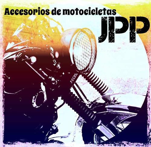 soportes brackets faro medida chica 28-32mm motos 100-200cc