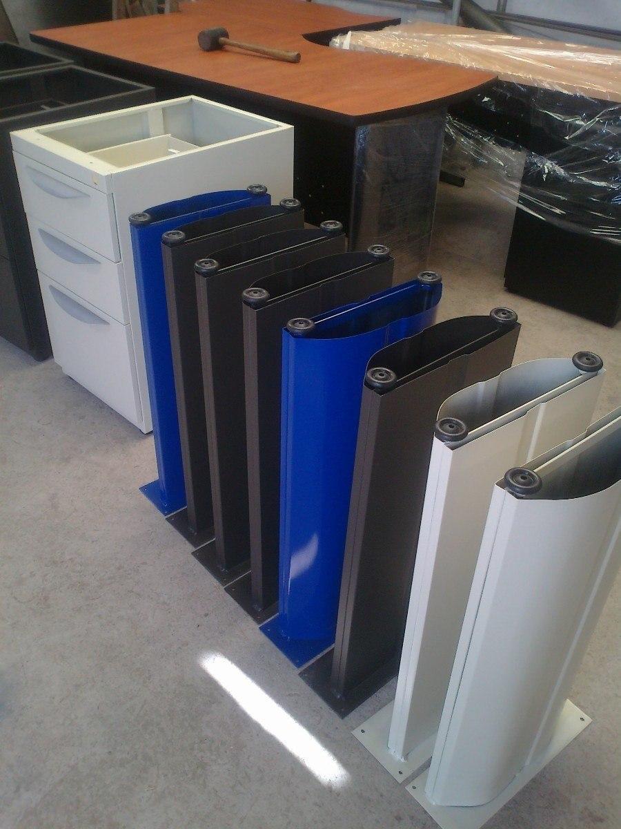 Soportes de escritorio varios modelos muebles de oficina for Modelos de muebles para oficina