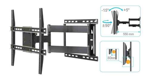 soportes de pared giratorios  para tv lcd plasma nuevos