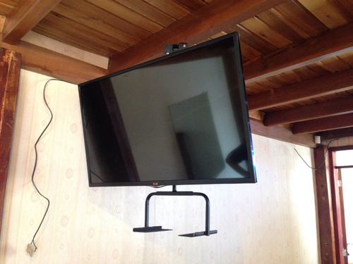 soportes de tv da-vinci instalación y garantía tv lcd curv