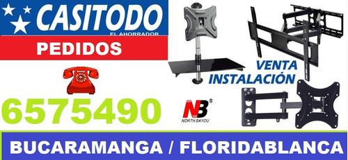 soportes para tv en bucaramanga