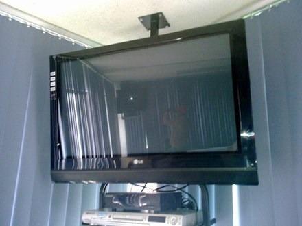 soportes tv lcd,led,plasma,techo giratorio de 20 a 60 pulgad