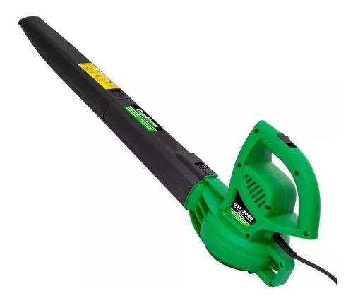 soprador aspirador de folhas 660m3/h gsf-2000 garhen 220v