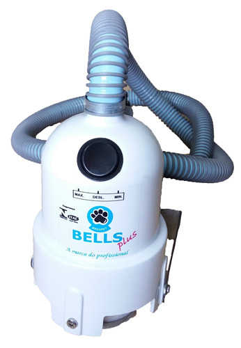 soprador bells plus 110v pet shop