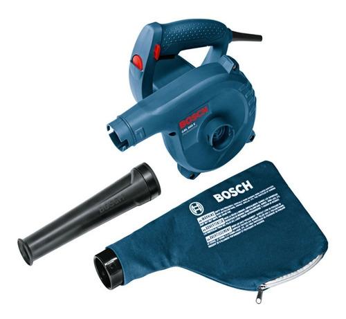 soprador c/ aspiração de pó bosch gbl 800 e  220v bosch
