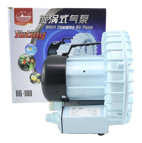 soprador de ar sunsun hg-180 18m³/h - lago turbina criação