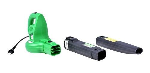 soprador de folhas resíduos elétrico 2000w gsf 2000 garthen