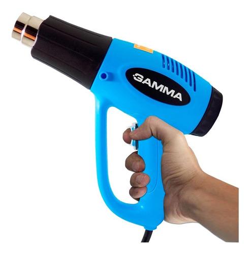 soprador térmico 2000-1500w g1935 gamma +1luva +1óculos