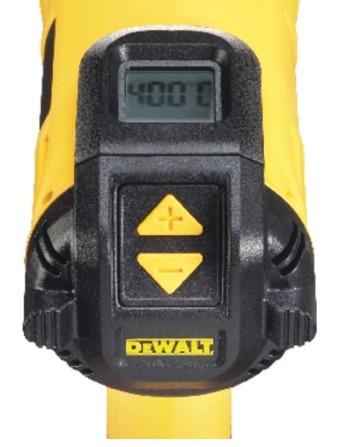 soprador térmico digital 127v 1550w dewalt  d26414-br