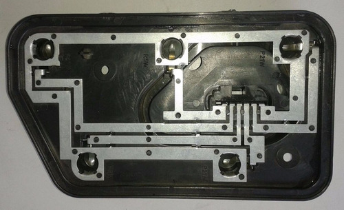 soquete circuito lanterna traseira tipo 93 97 direito ou esq