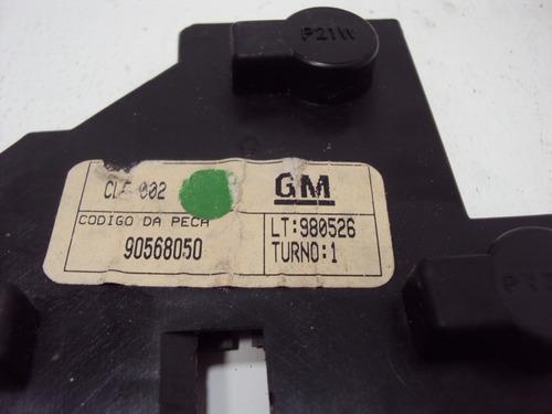 soquete  da lanterna esquerda vectra cd 2.2 16v 1998