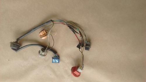 soquete lanterna traseira c4 pallas original