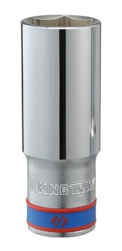 soquete sextavado 27mm longo c/encaixe 3/4 + cabo articulado