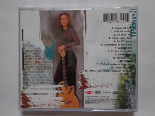 soraya - wall of smiles (cd)
