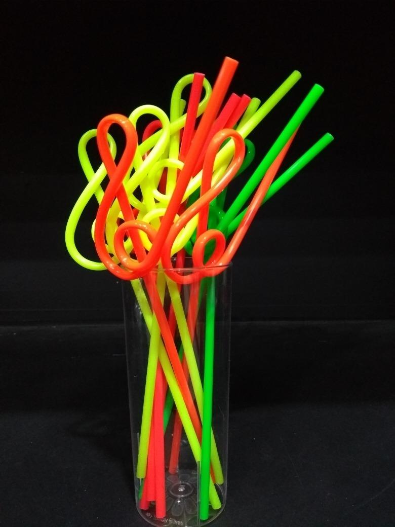 Sorbetes Plasticos Clave De Sol Colores Fluo X 10 6000 En