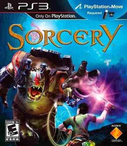 sorcery, juego play 3, nuevo