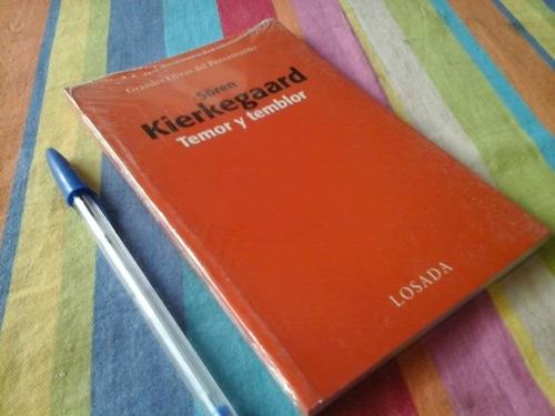 soren kierkegaard temor y temblor. filosofia