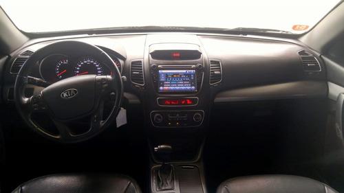 sorento 2.4 ex2 automático gasolina 2014