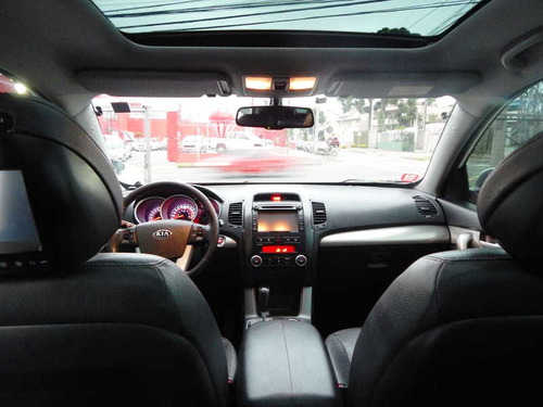 sorento ex 3.5 4x4 7 lugares v6 aut. 2013