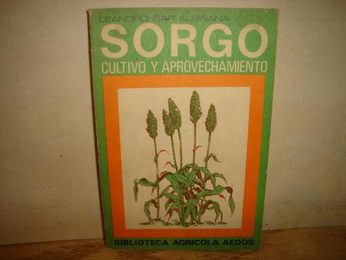 sorgo, cultivo y aprovechamiento - leandro ibar