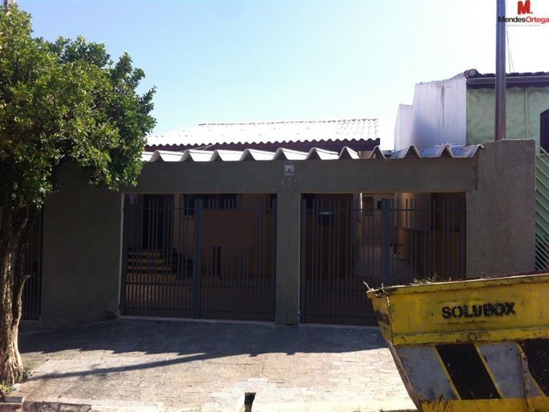 sorocaba - casa térrea - 15852