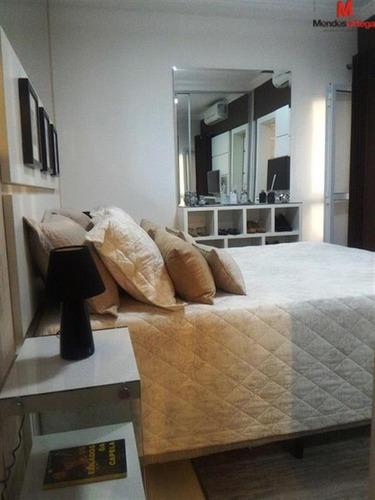 sorocaba - ed. royal residence - cobertura mobiliado - 28764